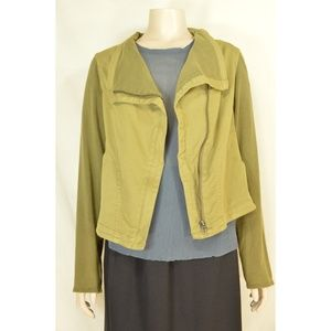 Thread & Supply jacket SZ L drab olive green moto